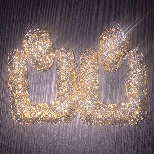 Zara earrings new no tags